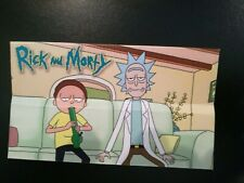 Rick and Morty King Size Cigarette Rolling Papers