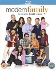 Modern Family Complete Series 4 Blu Ray All Episodes Fourth Season UK Rel NEW R2