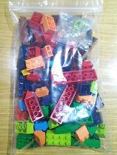 Lotto misto Lego Mattoncini circa 0,2 Kg Classic City Creator Minecraft new