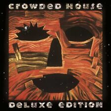 CROWDED HOUSE - WOODFACE (DELUXE EDITION)  2 CD NEW+