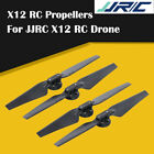JJRC X12 WIFI FPV Racing RC Drone Quadcopter Models CCW & CW Foldable Propellers