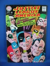 Justice League of America #61 (Mar 1968, Dc) Vf+
