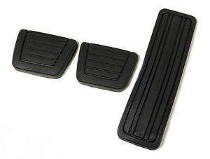 Genuine Datsun Manual Shift Pedal Pad Set 240Z 260Z 280Z 280ZX 1970-83 OEM NEW!