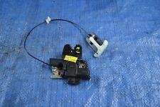 07-15 INFINITI G35 G37 Q60 TRUNK LOCK LATCH ACTUATOR W/ INTERIOR RELEASE # 18863