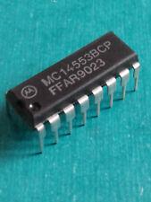 MC14553BCP DIP-16 MOTOROLA NOS