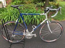 2002 Lemond Zurich Road Bike - 62/63cm-Ultegra Triple-853-Upgrades-Beautiful