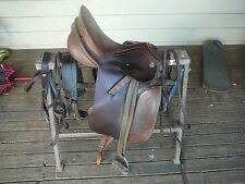 KN Syphony Dressage Saddle
