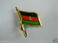 PINS,SPELDJES 50'S/60'S COUNTRY FLAGS 72 SUDAN VINTAGE VERY OLD VLAG