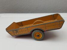 dinky toy Halesowen farm trailer 320