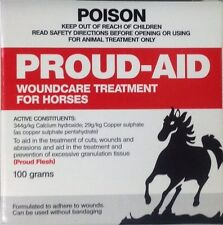 Pharmachem Proud-Aid 100g Woundcare Treatment for Horses