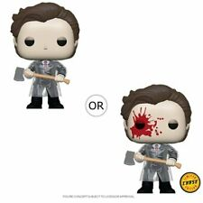 American Psycho Patrick with Axe Pop! Vinyl Figure Pre Order. Ships May
