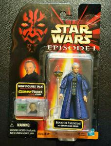 STAR WARS CommTech Senator Palpatine