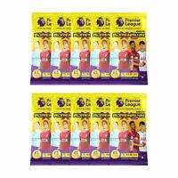 2020-21 PANINI ADRENALYN ENGLISH PREMIER LEAGUE SOCCER 10pk SET (60 CARDS)