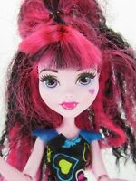 Monster High Electrified Hair-Raising Ghouls Draculaura Doll