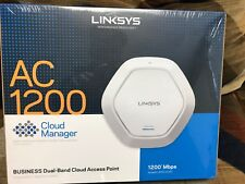LINKSYS LAPAC1200 Dual-Band Cloud Wireless Access Point With POE Injector