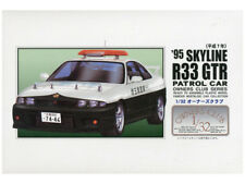 NEW ARII 1995 SKYLINE R33 GTR 1/32 Scale PLASTIC MODEL KIT OWNERS CLUB SERIES