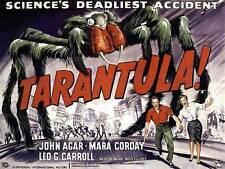 MOVIE FILM TARANTULA Giant Spider HORROR fine art print poster bb6723b