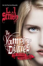 Vampire Diaries the Return: Nightfall 1 by L. J. Smith (2009, HardcoverDJ-BCE-N)
