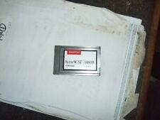 SlimScsi 1460B Adaptec CardBus pc card