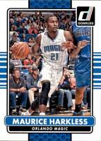 2014-15 Panini Donruss Base #161 Maurice Harkless Orlando Magic