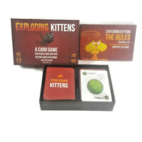 Exploding Kittens Cats Original Card Games Edition Family Party Game