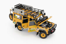 1:18 Almost Real 810305 Land Rover Defender 110 Rally Camel Trophy Edition 1989