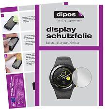 6x Huawei Watch 2 Film de protection d'écran protecteur clair dipos