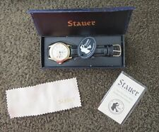 Stauer Authentic Metropolitan Wrist Watch - NWT