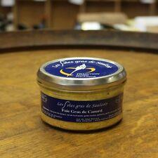 Foie gras de canard 180 g. Les Foie gras de Saulzoir