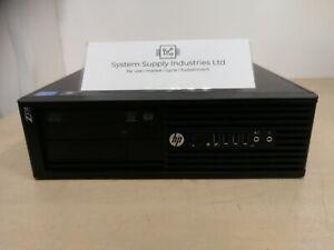 HP Z210 SFF - Intel Xeon 4C E3-1225@3.10GHz, 8 GB @ 1333 MHz, 500 GB, Win10Pro