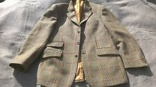 MENS ALPENDALE  COUNTRY CLOTHING HACKING JACKET TWEED SIZE 40R BROWNS CHECK