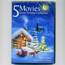 5 holiday family movies, new DVDs Thanksgiving, Rupert, Scrooge, Snow, music