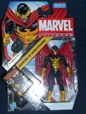 Marvel Universe Nighthawk 3 3/4 Action Figure #18 Series 4 Hasbro NIB