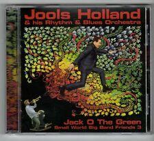 (GY77) Jools Holland & His Rhythm & Blues Orchestra, Jack O The Green - 2003 CD