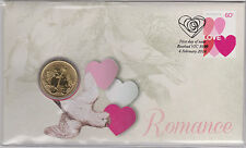 Australia Stamps PNC 2014 Romance Forever Love Limited 10,000 Valentine Day