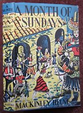 Mackinley Helm - A Month of Sundays & Other Tales - UK 1st Edition 1949 in DW