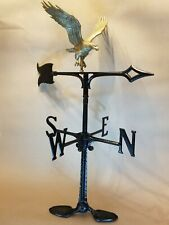 Fully Restored Vintage Eagle Weathervane