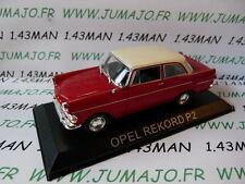 Opel Rekord P2 1/43 - IXO
