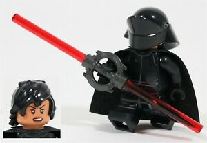 LEGO STAR WARS FALLEN ORDER SECOND SISTER MINIFIGURE SITH MADE OF GENUINE LEGO