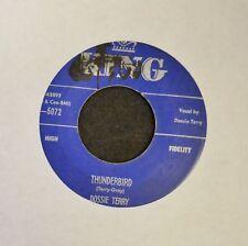 LISTEN MP3 R&B Dossie Terry King 5072 Thunderbird and I Got A Watch Dog