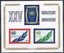 United Nations - New York postfris 1970 MNH blok 5 - UN 25 Jaar