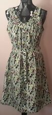 NEW Cactus Halter neck shift dress, size 12