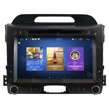 AUTORADIO Android 6.0 SPORTAGE Navigatore Gps Comandi Volante bluetooth dvd Mp3