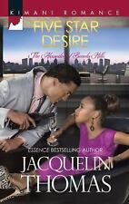 Five Star Desire (Harlequin Kimani RomanceThe Alexanders)-ExLibrary