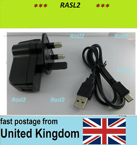 Power Adapter Mains Charger + USB Cable for GoPro Hero1 ,Hero2 ,Hero3,3+ ,Hero4