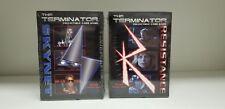 2box The Terminator CCG Starter Game Card Theme Decks 1 Resistance and 1 Skynet
