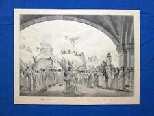 Milano nel 1889: L'Asrael, del maestro Franchetti, al teatro della Scala