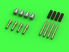 Master 24015 1/24 Metal HAWKER TYPHOON mk.ib PRIMER MODELO CAÑONES Uncovered