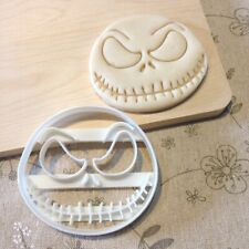 The Nightmare Before Christmas Jack Skellington Cookie Cutter - Halloween Mold