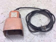 HERCULES FOOT SWITCH 531-SWH, NEMA TYPE 2, 4 & 13 ES02-25-15 Tested And Works